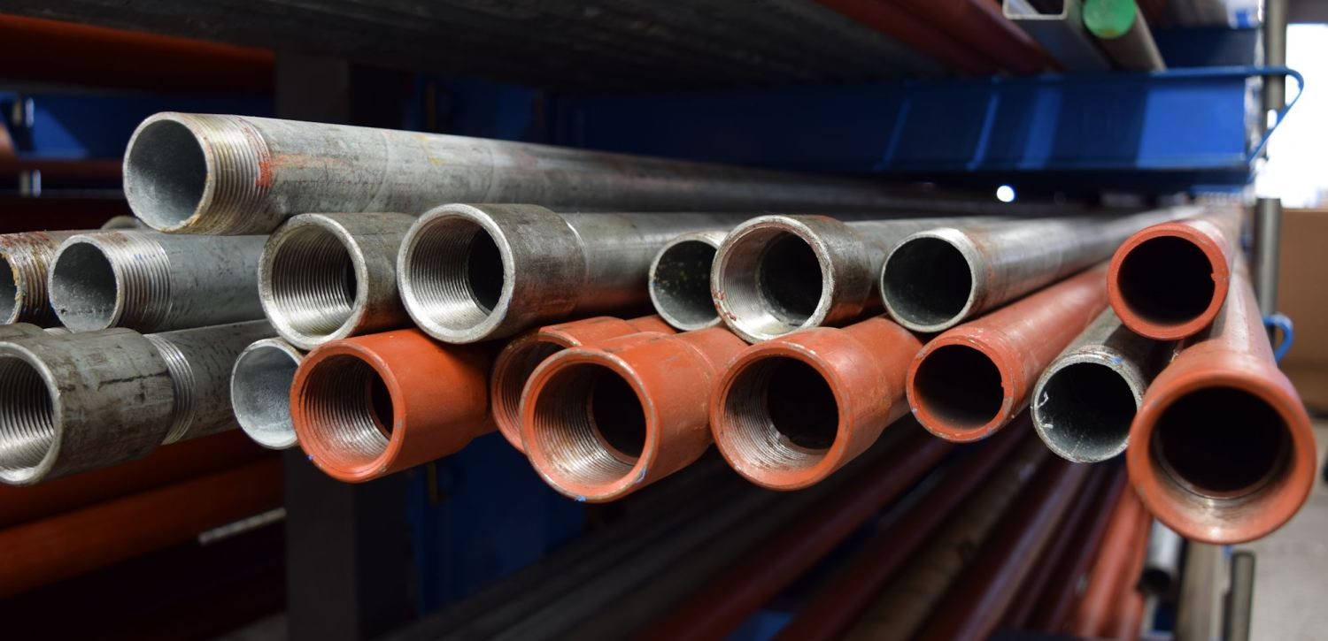 Steel Piping Supplies