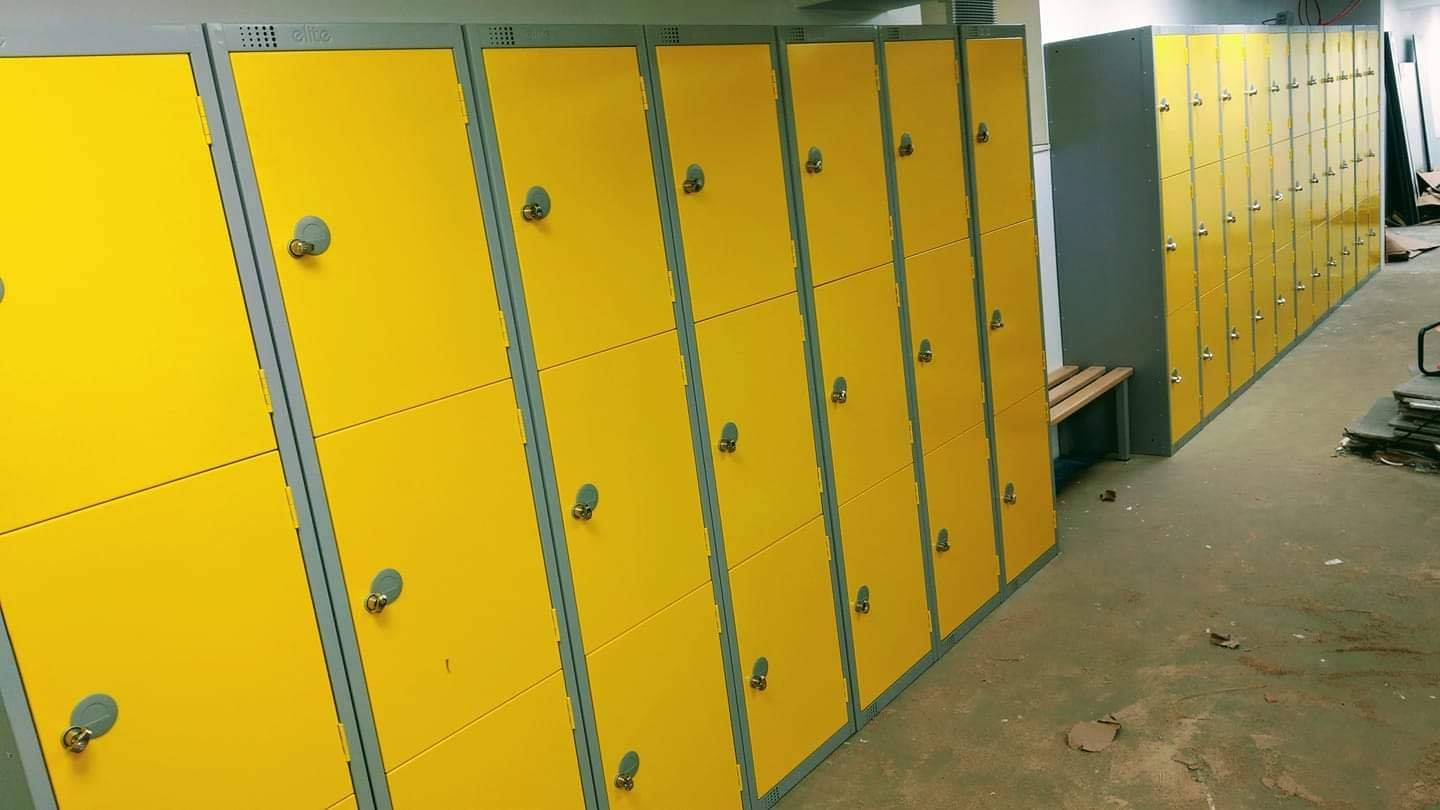 BTS can help with maximising your storage space. This install is at a local School